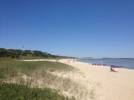 Hyannis Port Cape Cod vacation rental - Walk to soft sand beaches. Ideal swimming & terrific views.