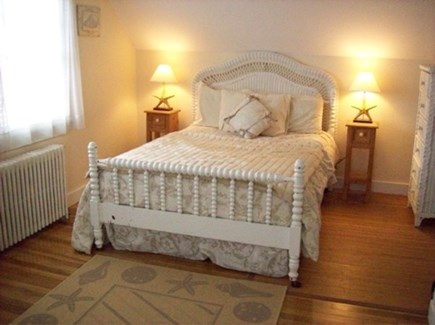 Hyannis Port Cape Cod vacation rental - One of FIVE bedrooms! ''Starfish'' queen bedrm