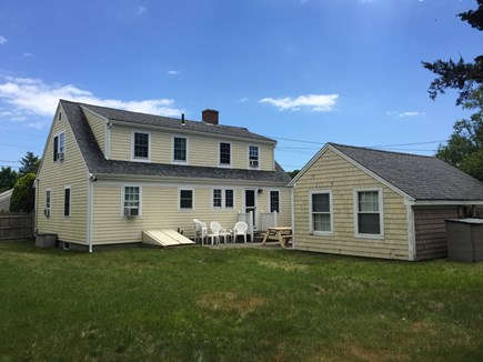 Hyannis Port Cape Cod vacation rental - True Cape Cod style house with blue skies and soft ocean breezes.