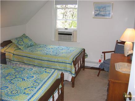 North Chatham Cape Cod vacation rental - Upstairs Bedroom #2 (twin beds)