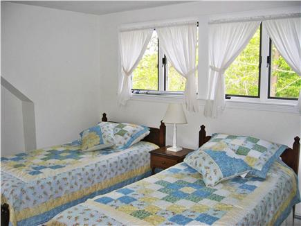 North Chatham Cape Cod vacation rental - Upstairs Bedroom #1 (twin beds)