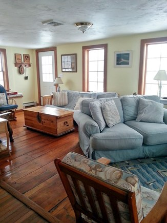 Chatham Cape Cod vacation rental - Another view of the living room.
