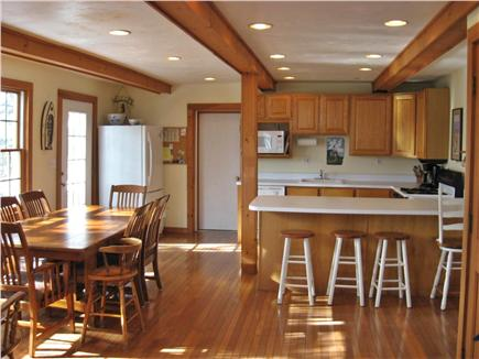 Chatham Cape Cod vacation rental - Kitchen/dining area