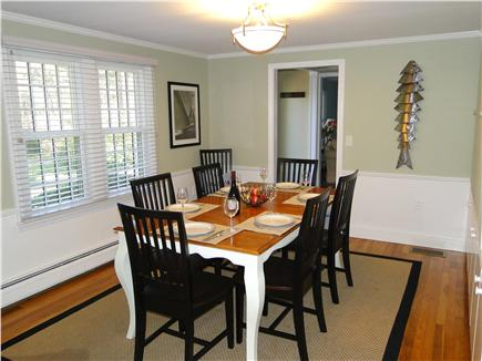 Chatham Cape Cod vacation rental - Spacious dining room, adjacent to kitchen