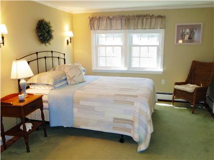 Chatham Cape Cod vacation rental - Queen bedroom on first floor