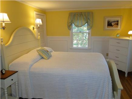 Chatham Cape Cod vacation rental - Second queen bedroom on main floor with own bath