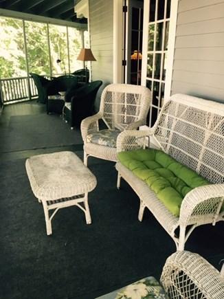 Falmouth Cape Cod vacation rental - Wrap around porch