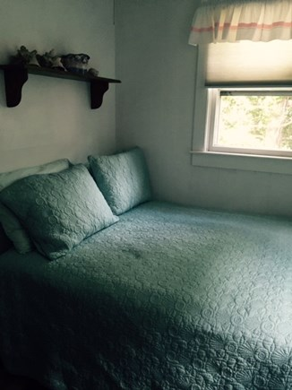 Falmouth Cape Cod vacation rental - Downstairs double bedroom