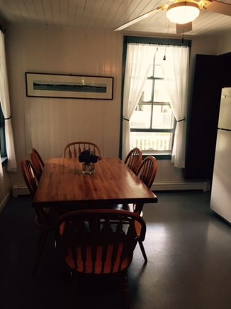Falmouth Cape Cod vacation rental - Kitchen table