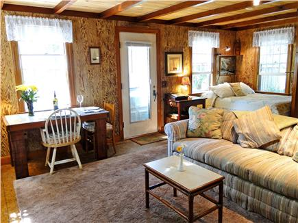 East Orleans Cape Cod vacation rental - Living area – bright, sunny, comfortable