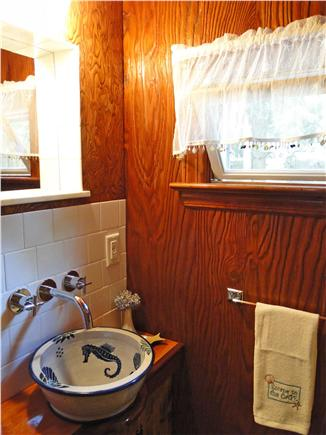 East Orleans Cape Cod vacation rental - Updated bathroom