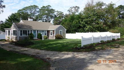 South Harwich, Red River Beach Cape Cod vacation rental - Harwich Vacation Rental ID#12186 Quiet Fenced in Private Yard