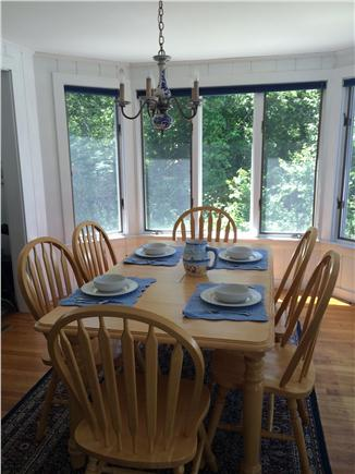 South Harwich, Red River Beach Cape Cod vacation rental - Dining Area