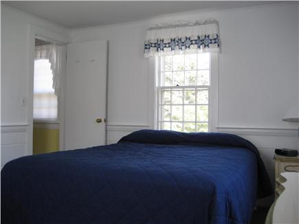 South Harwich Cape Cod vacation rental - Master Bedroom, Queen  with 1/2 Bath