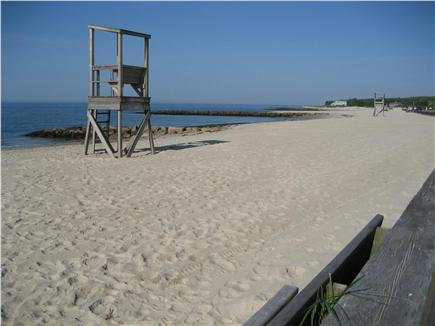 South Harwich, Red River Beach Cape Cod vacation rental - Red River beach at the end of the main street,<1/2 mile walk/ride