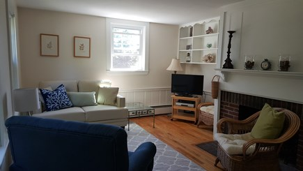 Harwichport Cape Cod vacation rental - Sunny Living Room