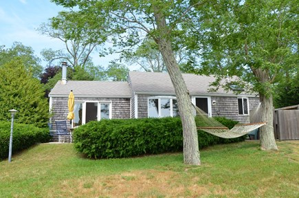 Eastham Cape Cod vacation rental - Hammock for relaxation