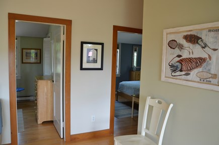 Eastham Cape Cod vacation rental - View to bedrooms