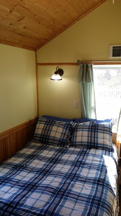 Plymouth, White Horse Beach MA vacation rental - Second bedroom off kitchen new pic