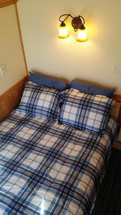 Plymouth, White Horse Beach MA vacation rental - Full bedroom off kitchen