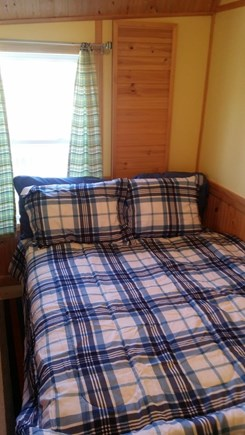 Plymouth, White Horse Beach MA vacation rental - Full bedroom off sunroom