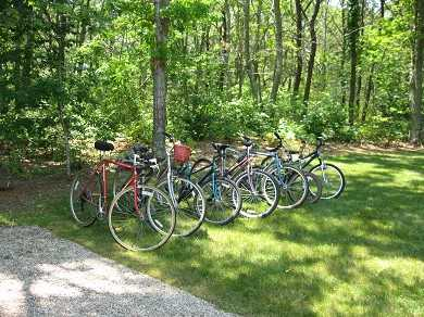 East Falmouth Cape Cod vacation rental - Bicycles Provided for Adults and Children