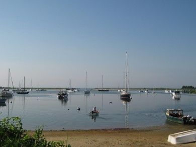 East Falmouth Cape Cod vacation rental - Picturesque Green Pond Harbor