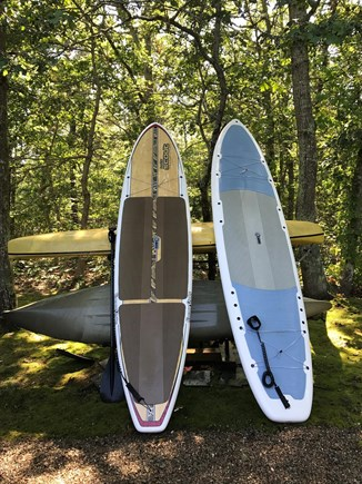 East Falmouth Cape Cod vacation rental - Paddle Boards & Kayaks
