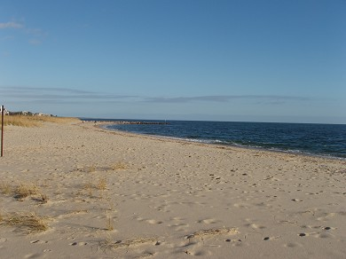 East Falmouth Cape Cod vacation rental - Beach