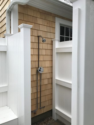 East Falmouth Cape Cod vacation rental - Outdoor Shower