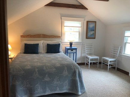 East Falmouth Cape Cod vacation rental - 2nd Floor Queen Bedroom