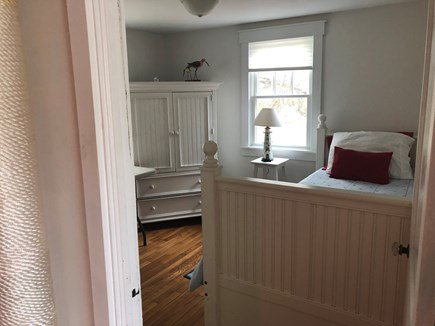 East Falmouth Cape Cod vacation rental - 1st Floor Trundle Bedroom