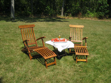 East Falmouth Cape Cod vacation rental - Outdoor relaxing