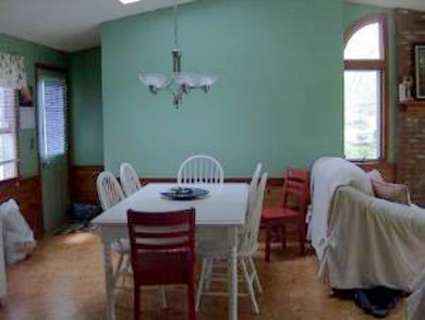 Falmouth, New Silver Beach Cape Cod vacation rental - Inviting dining area