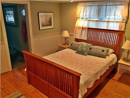 West Harwich Cape Cod vacation rental - Master bedroom - queen bed