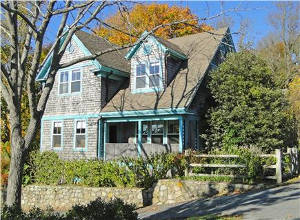 Woods Hole Woods Hole vacation rental - Walk minutes to center of town, seconds to water