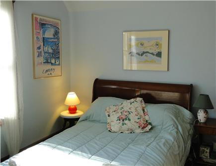 Woods Hole Woods Hole vacation rental - Double bedroom w/ water views, and old fashioned ''day bed''