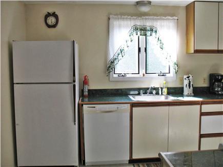 Mashpee Cape Cod vacation rental - Partial View Of Kitchen