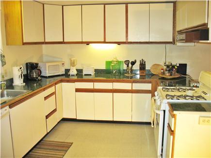 Mashpee Cape Cod vacation rental - Fully applianced Kitchen