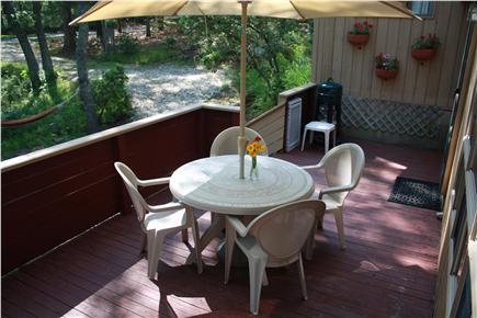 South Orleans Cape Cod vacation rental - Porch