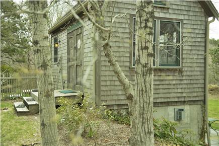Wellfleet Cape Cod vacation rental - Cottage, side view