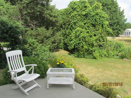 N. Falmouth Cape Cod vacation rental - Tranquil backyard setting