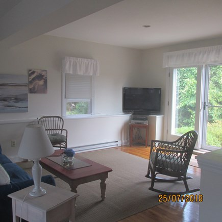 N. Falmouth Cape Cod vacation rental - Living room