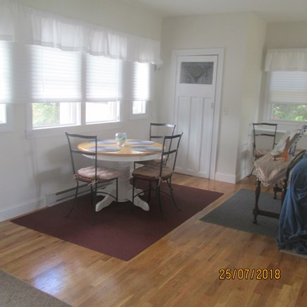 N. Falmouth Cape Cod vacation rental - Dining Area