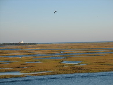 Eastham Cape Cod vacation rental - Fort Hill Marsh View