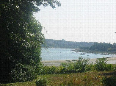 Eastham Cape Cod vacation rental - Right of way to marsh waters
