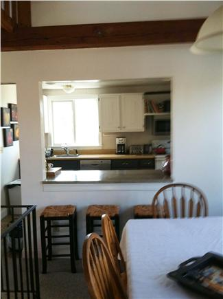 Eastham Cape Cod vacation rental - Dining Area, Counter Seating, Kitchen