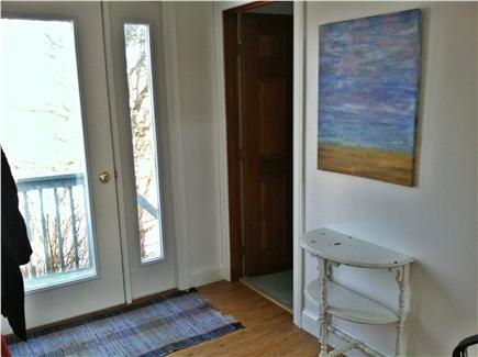 Eastham Cape Cod vacation rental - Foyer