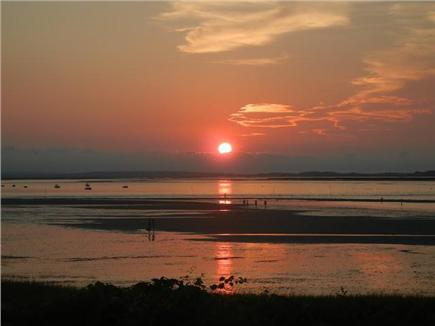 Barnstable Village Cape Cod vacation rental - Enjoy low tide - and the amazing sunsets over Barstable Harbor