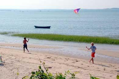 Barnstable Village Cape Cod vacation rental - Your own beach for water sports, relaxing and fun in the sun.